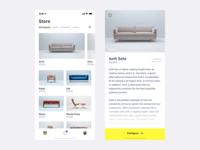Minimal Shopping App