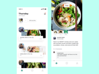 Upkeep - Food Diary App