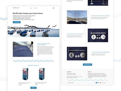 BirdFender   Website icon vector graphic design design web website branding