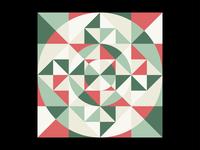 Patterns, Colours & Shapes #6