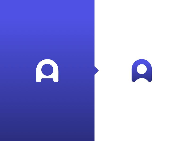 Chat bot logo branding illustration brand identity logodesign logo