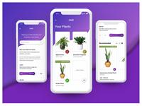 Mobile Plant Care Reminder App