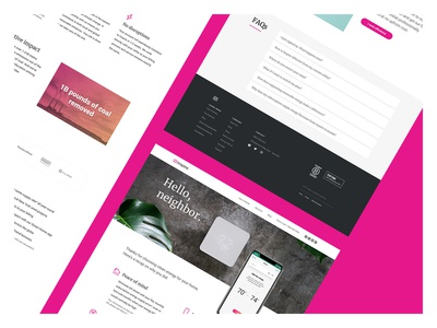 Onboarding Landing Pages