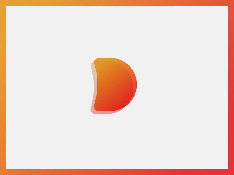 Letter Logo - M logomark icon branding brand logo design typography lettering logo