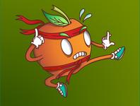 Kung Fu Orange