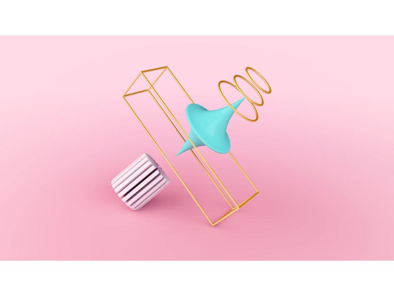 Letter X - Shapes