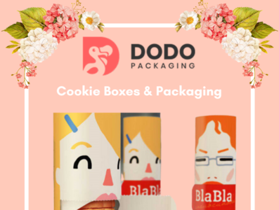 Cookie Boxes Wholesale by Dodo Packaging UK