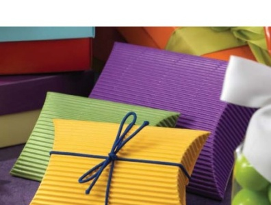 Custom Corrugated Pillow Boxes | Custom Pillow Packaging