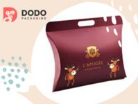 Shop Custom Pillow Boxes & Packaging Wholesale