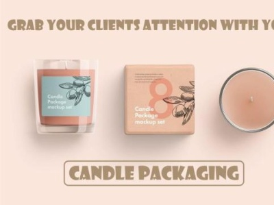 Get Custom Candle Boxes and Packaging Wholesale in UK!