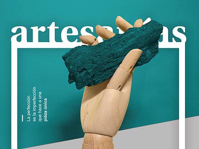 Artesanos hands handmade made photo artesano