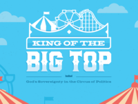 King of the Big Top Series Logo