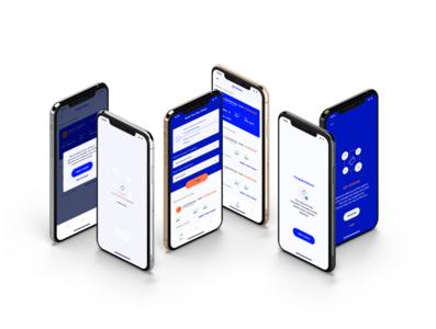 Tekiti - ticket booking app booking app bus app ticket app ui ux design app