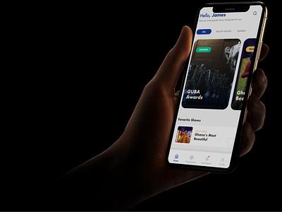 Osiki - Voting App entertainment ux ui app design voting app