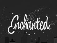 Enchanted - Inktober 2019 (day 7)