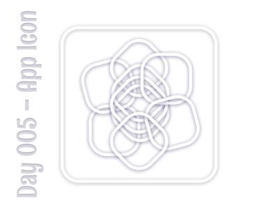 DailyUI 005 - App Icon dailyui005 app icon app dailyui ui daily ui