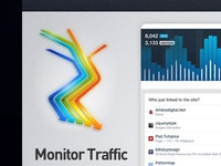 Awesome traffic icon