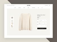 Aude product details page