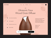Diffuser Product Details Page