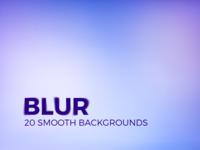 Blur - 20 Backgrounds / Textures