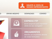 Grafica Layout - Site