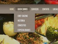 Expressao Gastronomia