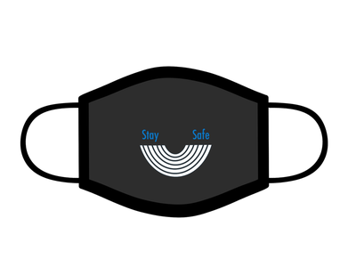 Face mask design for Awesome Metch face mask awesome merch