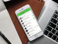 ICQ Redesign concept