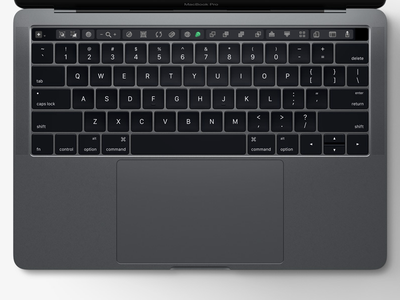 Sketch toolbar for Touch bar new MacBook macbookpro ui ux design touchbar apple macbook toolbar sketch