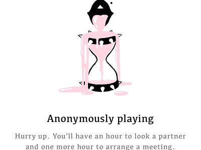 Pure, the hookup app design illustration mobile feed registration onboarding ios sex ui ux design pure