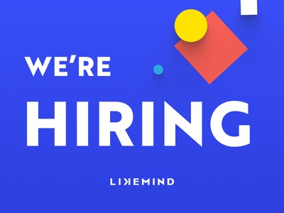 We're looking for a graphic designer to join our design team! graphic design web design ui design layout typography visual design ui