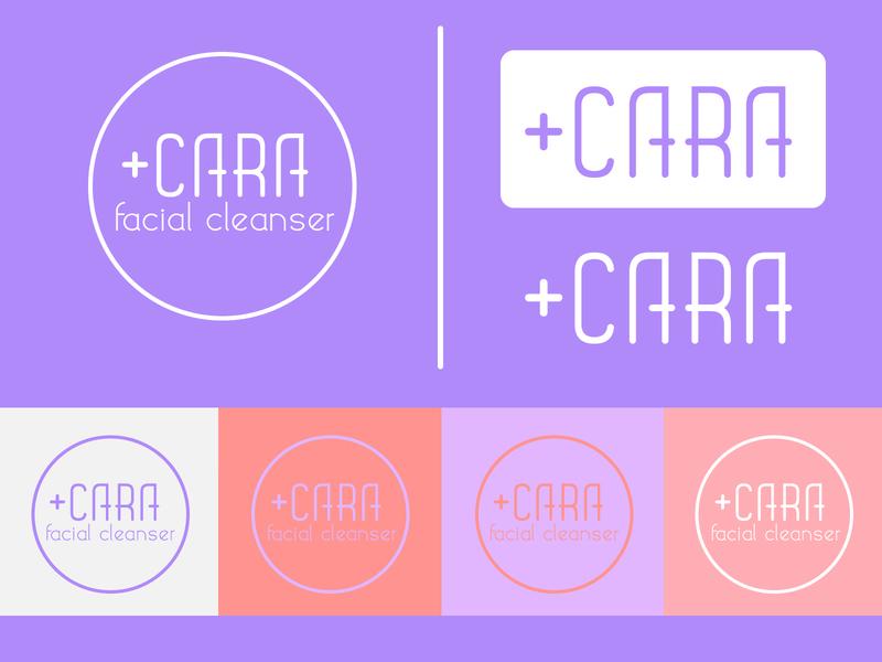 +CARA logo branding logo design digital diseño