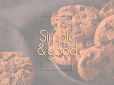 Simple and good cafe logo cafe marca typography branding logo arte design digital diseño