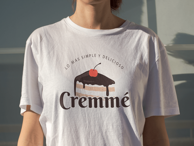 Crmmé-t-shirt