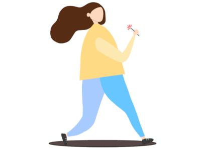 Flat Illustration 3