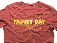 Family Day - T-Shirt