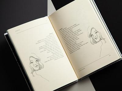Melancolia: Illustration and Editorial Design illustration design illustration art graphicdesign editorial layout editorial art design lineart editorial design