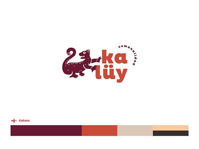 Kalüy - Filmmakers community logo identity design mexican mexico graphic design branding design branding filmmaker logo design logo