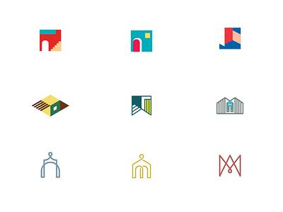 Symbol samples mexico logotipos mexico realstate branding design branding logotype logotipo imagotipo imagotype logo symbol