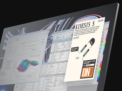 Laser Software ux ui software windows