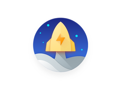 App Logo illustration icon