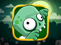 Horror Run Icon