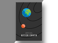 After Earth - Literal Movie Posters