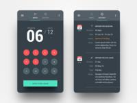 Leave Application App