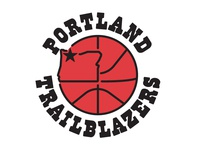 Portland Trailblazers Rejected Logos
