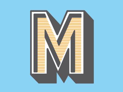 M lines