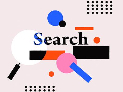 Search figure graphic design graphicdesign graphics graphic search branding logo design vector illustration