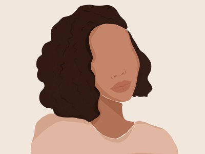 Portrait of a girl character design characterdesign characters character vector illustrator illustration illustration art graphic design design girl art flat