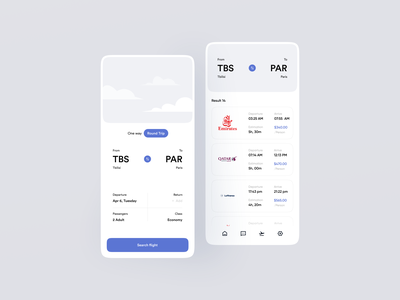 Flight app booking app booking ticket booking ticket app tickets ticket flight booking flights flight search flight app flight buy account mobile clean design app ui minimalistic clean ui