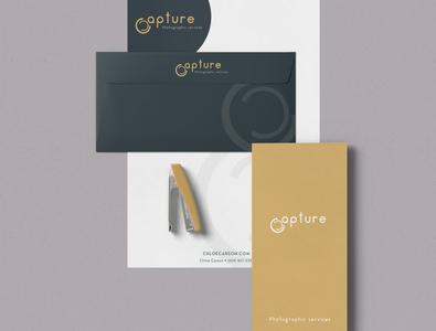 Capture design branding